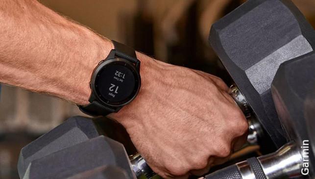Zegarek Garmin Vivoactive 4 - nie tylko do biegania - Zdjęcie główne