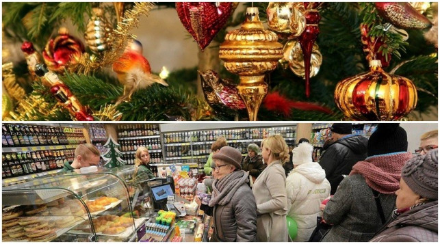 Jak nie kochać świąt... czyli dwa spojrzenia na magię Bożego Narodzenia - Zdjęcie główne