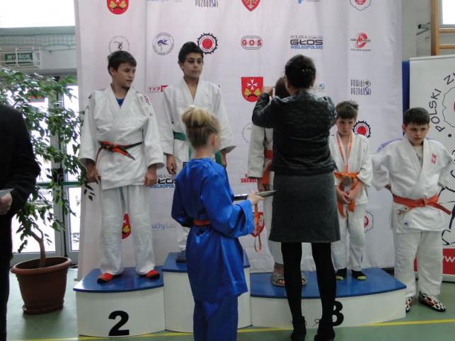Brązowy medal w Pucharze Polski dla judoki z Kutna - Zdjęcie główne
