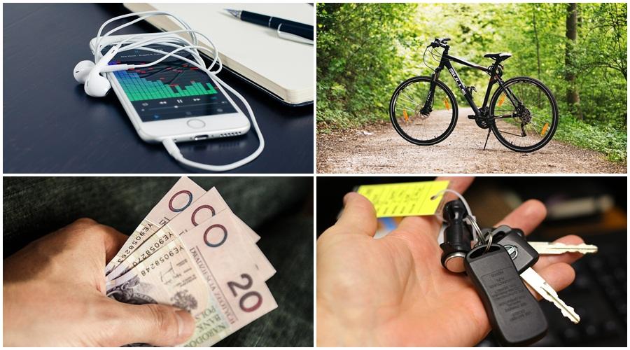 Pieniądze, telefony, a nawet… rower. Te rzeczy najczęściej gubią mieszkańcy powiatu kutnowskiego - Zdjęcie główne