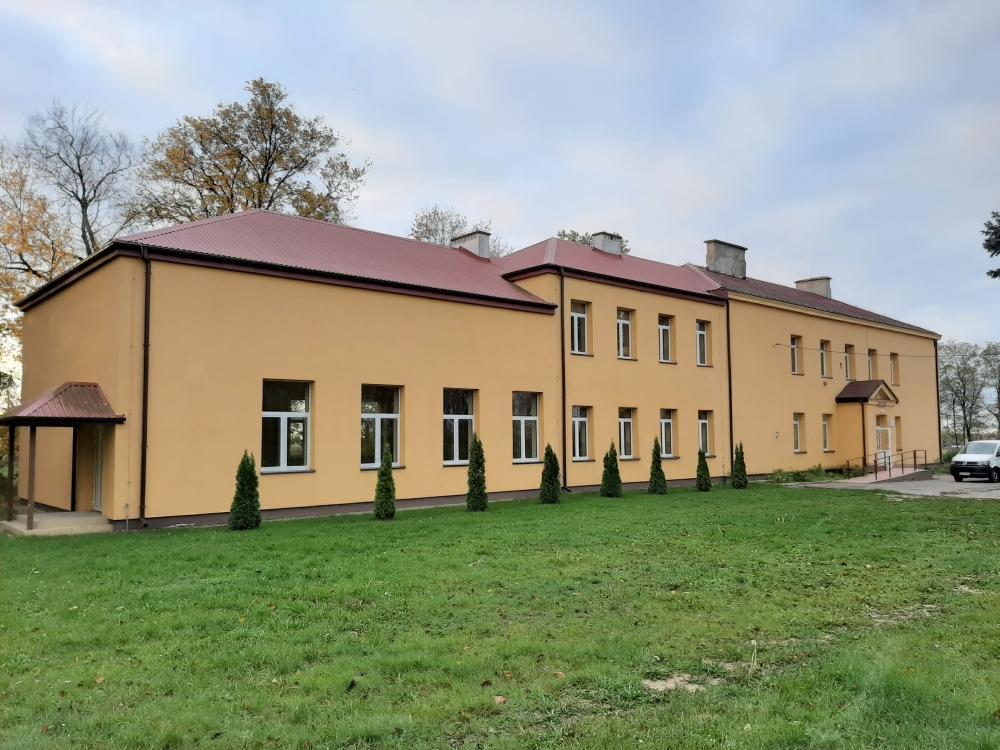 Wójt Gminy Krzyżanów ogłasza rokowania na sprzedaż  nieruchomości będącej własnością Gminy Krzyżanów - Zdjęcie główne