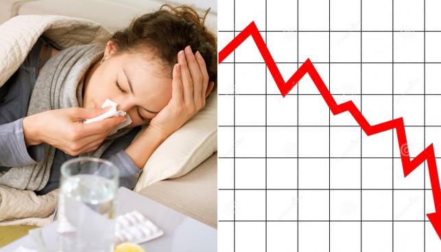 Jest COVID-19, grypa odeszła w zapomnienie. W Kutnie i okolicach już mało kto na nią choruje - Zdjęcie główne