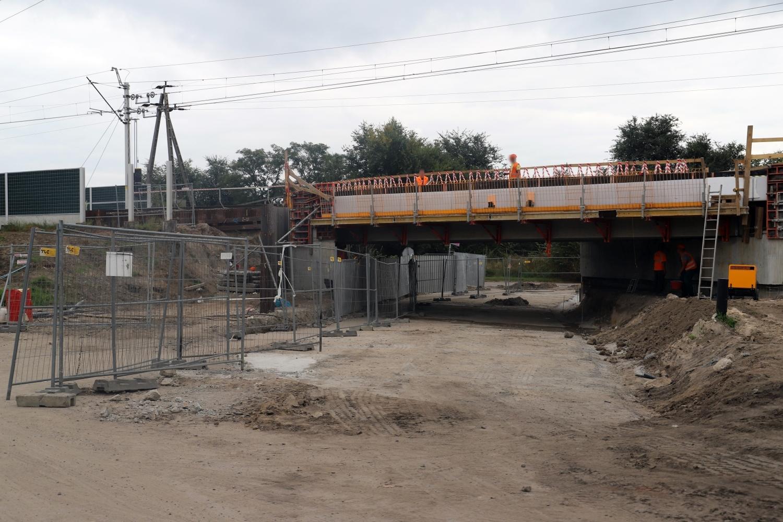 Trwa remont wiaduktu na Józefowie. Jak idą prace? [ZDJĘCIA] - Zdjęcie główne