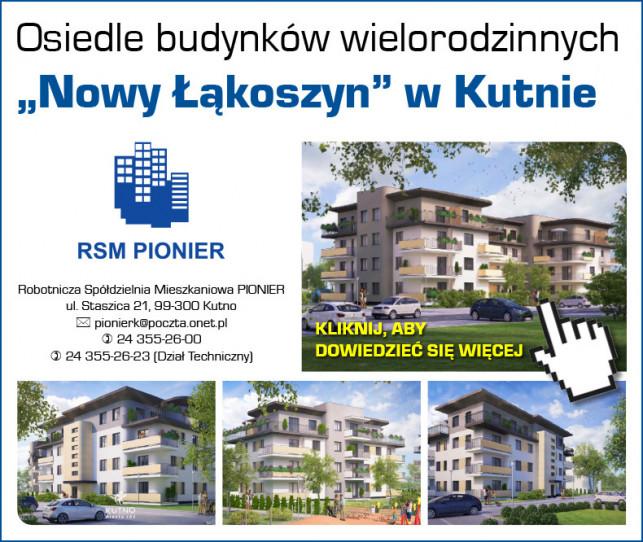 """""""NOWY ŁĄKOSZYN"""" W KUTNIE - Zdjęcie główne"""