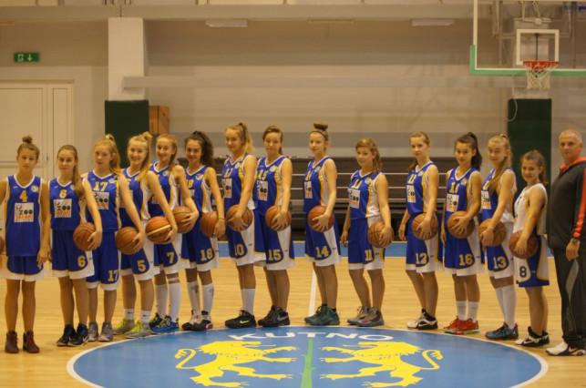 Dobra passa kadetek KKS Pro-Basket Kutno - Zdjęcie główne