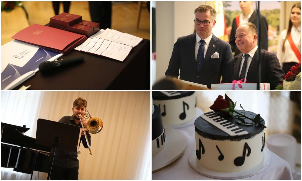 Wyjątkowa uroczystość w Dzień Edukacji Narodowej. Kutnowska szkoła muzyczna świętuje 75-lecie [ZDJĘCIA] - Zdjęcie główne