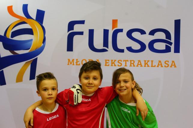 Futsal Młoda Ekstraklasa: II turniej eliminacyjny - Zdjęcie główne
