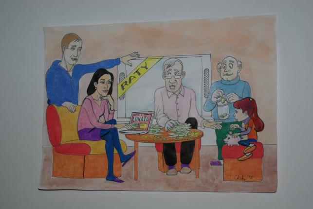 Cztery pokolenia o finansach - AKCJA EDUKACYJNA Banku Zachodniego WBK  - Zdjęcie główne