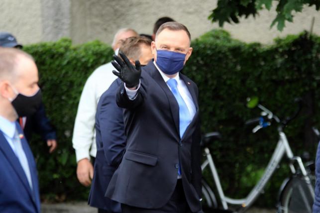 Prezydent Duda odwiedzi dziś Kutno?! Sms-y rozchodzą się lawinowo - Zdjęcie główne