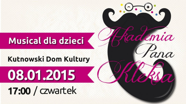 Akademia Pana Kleksa w KDK - Zdjęcie główne
