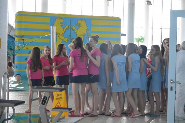 I Eliminacje do Ogólnopolskiej Olimpiady Młodzieży w Pływaniu Synchroniczym zakończone - Zdjęcie główne