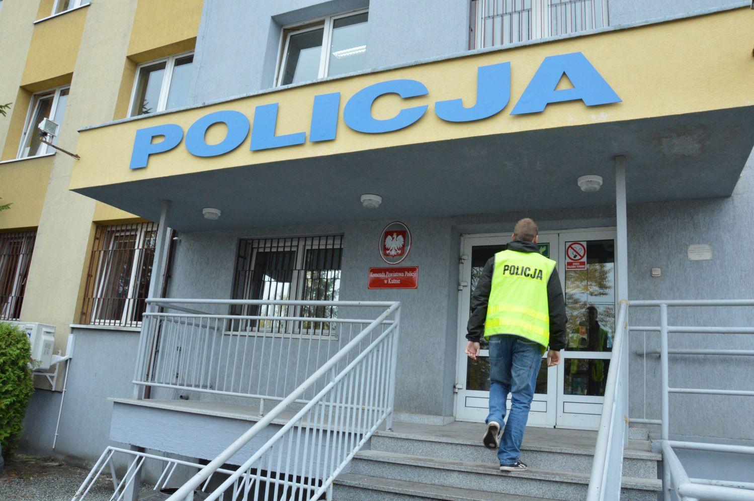 Biuro kutnowskiego posła zawiadomiło policję. O co chodzi? - Zdjęcie główne