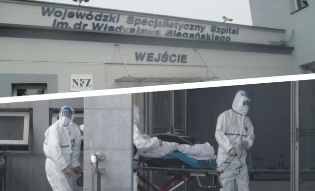 Kolejne zakażenia w Łódzkiem. W jakim stanie są pacjenci?  - Zdjęcie główne