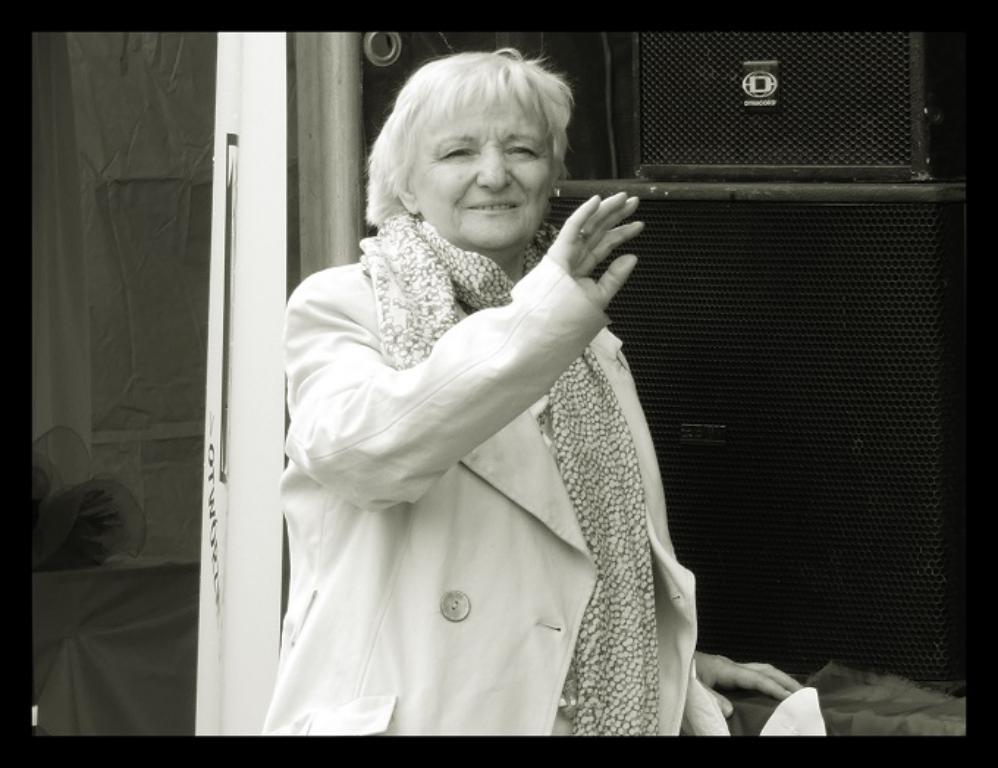 Zmarła kutnowska działaczka. Pomagała niepełnosprawnym - Zdjęcie główne