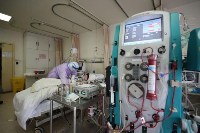 Koronawirus w odwrocie. Wypisali ze szpitala kolejne osoby - Zdjęcie główne