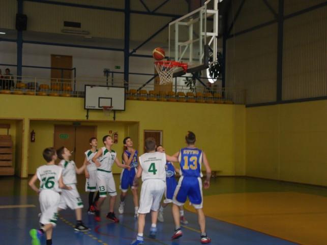 Wygrana KKS PRO-BASKET TBS Kutno w Radomsku - Zdjęcie główne