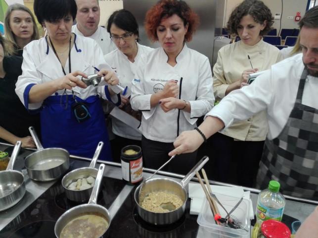 Bon appétit! Gotowali z mistrzem kuchni - Zdjęcie główne