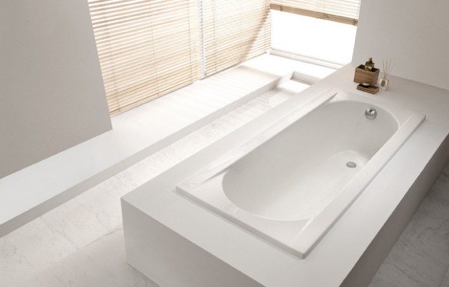 Do jakiej łazienki pasują wanny prostokątne? - Zdjęcie główne