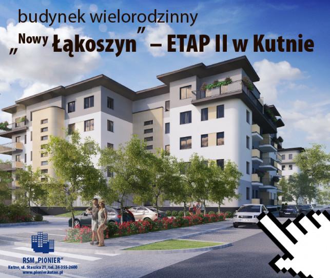 Pionier rusza z II etapem budowy osiedla na Łąkoszynie - Zdjęcie główne