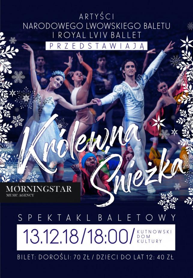 Królewna Śnieżka – Royal Lviv Ballet - Zdjęcie główne