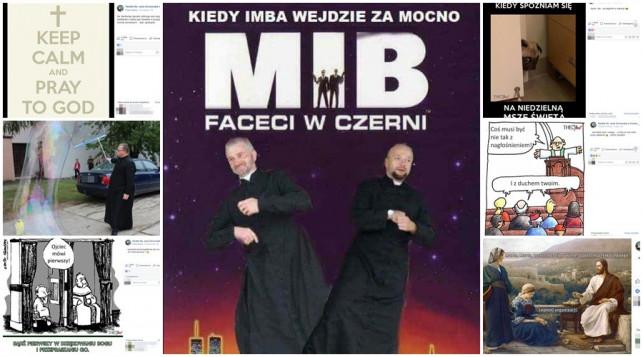 Księża sobie śmieszkują, czyli ciekawy sposób na dotarcie do wiernych - Zdjęcie główne