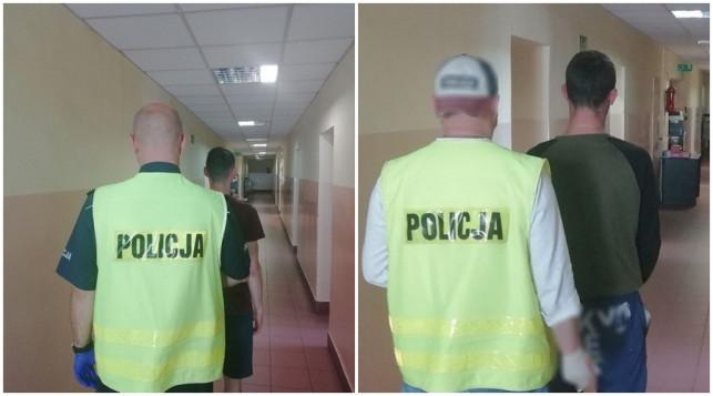 [FOTO] Włamywacze zatrzymani. Policjanci pewnie nie spodziewali się takiego tłumaczenia - Zdjęcie główne