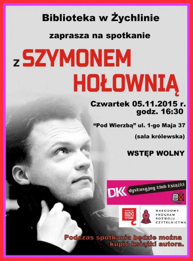 Szymon Hołownia w Żychlinie - Zdjęcie główne