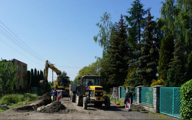 Rozpoczął się remont kolejnej drogi - Zdjęcie główne