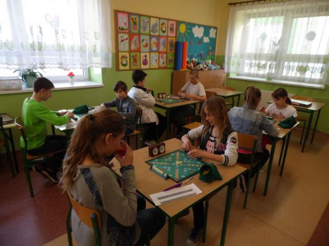 III Mistrzostwa SP NR 6 w Scrabble - Zdjęcie główne