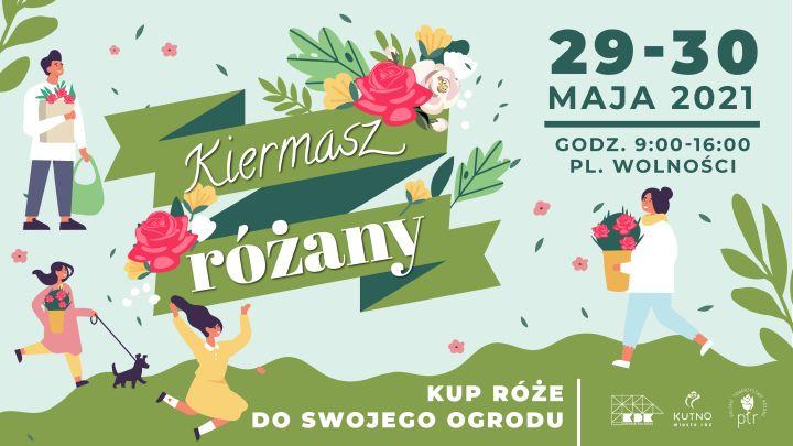 Kiermasz Różany już w najbliższy weekend! - Zdjęcie główne