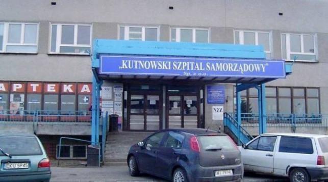 Kutnowski szpital wśród 100 najbezpieczniejszych! - Zdjęcie główne
