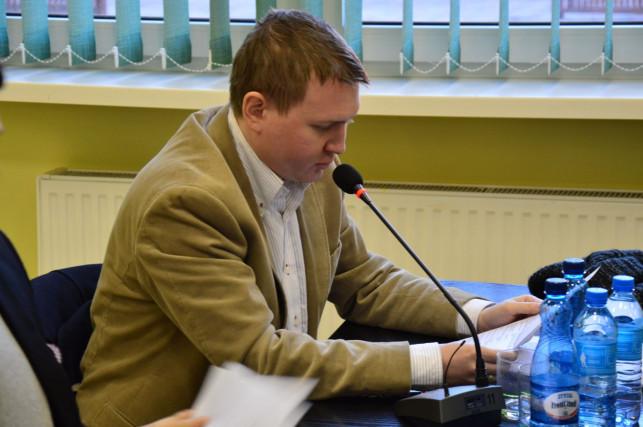 Ziółkowski chce odwołania starosty! - Zdjęcie główne