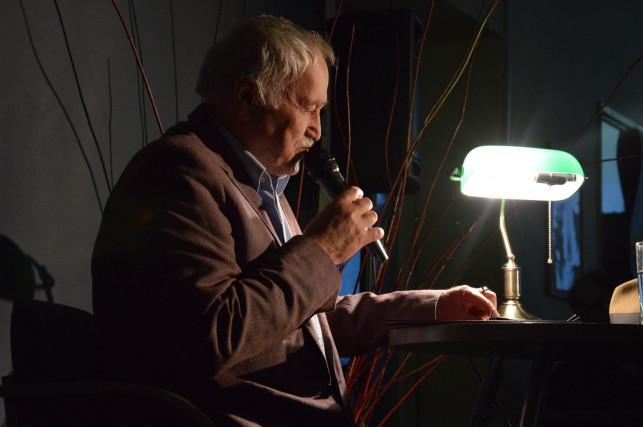 Jan Nowicki czytał wiersze Miłosza - Zdjęcie główne
