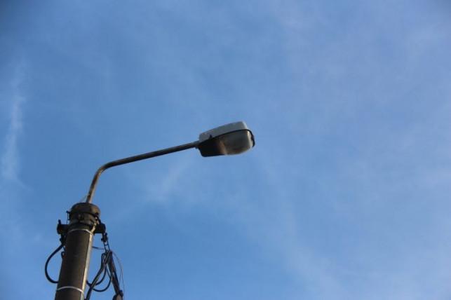 Problemy z ulicznym oświetleniem - Zdjęcie główne