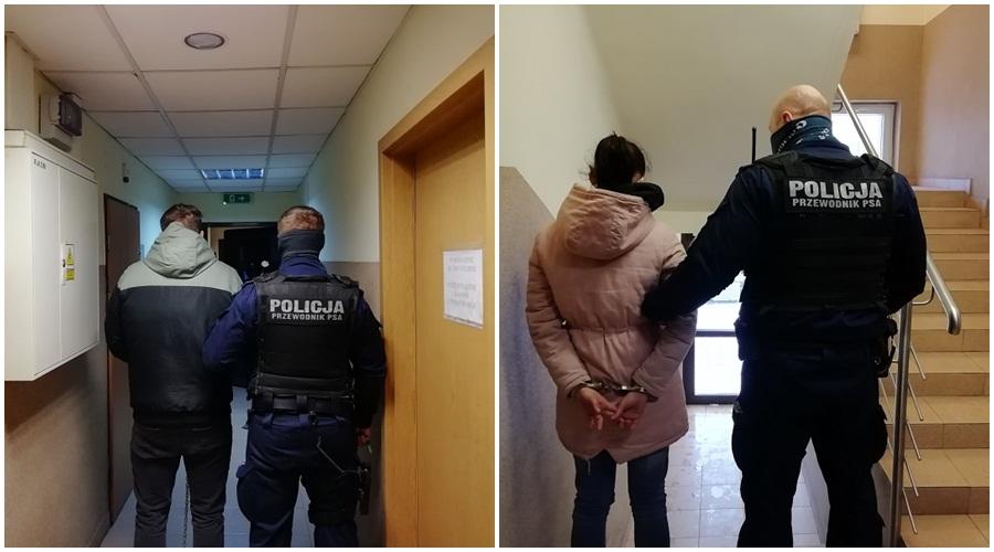 [FOTO] Zaatakowali 45-latka, chcieli dokonać rozboju. Dwóch mężczyzn i kobieta w areszcie - Zdjęcie główne