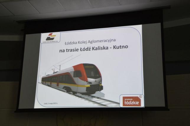 Powstaje linia kolejowa Łódź Kaliska - Kutno - Zdjęcie główne