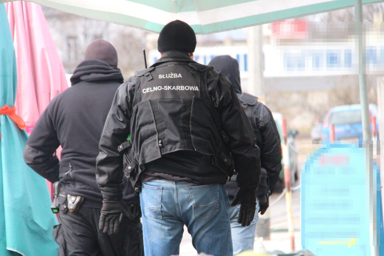 Wielka akcja służb w Kutnie. Zlikwidowano nielegalną fabrykę - Zdjęcie główne