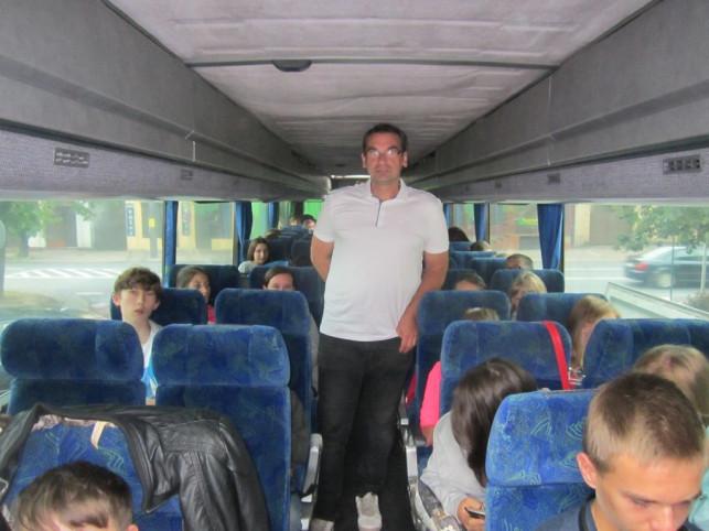 Dzieci wyjechały na kolonie - Zdjęcie główne