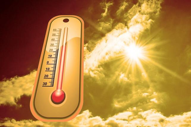 Zbliża się fala upałów. W powiecie kutnowskim temperatura powyżej 30 stopni!  - Zdjęcie główne