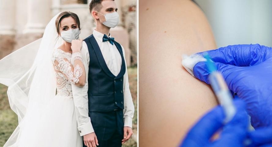 Czy uczestnicy wesela muszą mieć zaświadczenie o zaszczepieniu przeciw COViD-19? Jest stanowsiko UODO - Zdjęcie główne