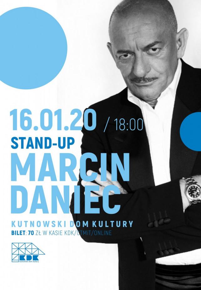 Marcin Daniec w KDK !!!WYPRZEDANE!!! - Zdjęcie główne