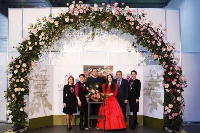 [FOTO] Kutnowska reprezentacja pozdrawia z Poznania! Zobacz, jak promują Święto Róży - Zdjęcie główne