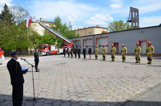 [ZDJĘCIA] Wielki dzień kutnowskich strażaków. Dziś mieli swoje święto - Zdjęcie główne