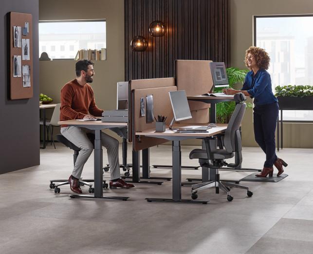 Trzy tajniki polepszenia komfortu pracowników biurowych - Zdjęcie główne