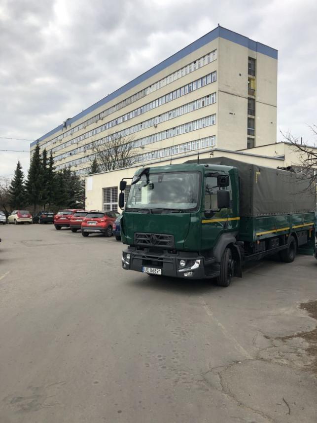 [ZDJĘCIA] Z Agencji Rezerw Materiałów do szpitali. Kutnowska placówka otrzymała... - Zdjęcie główne