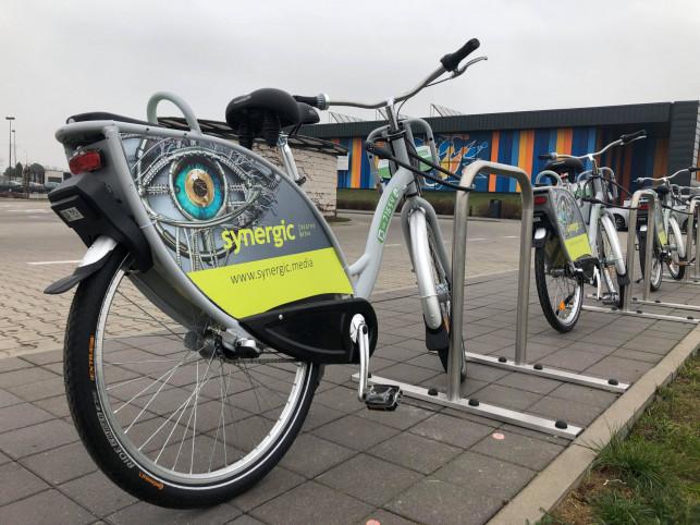 Kutnianie to urodzeni cykliści. W zeszłym roku wypożyczali rowery miejskie prawie 13 tys. razy - Zdjęcie główne