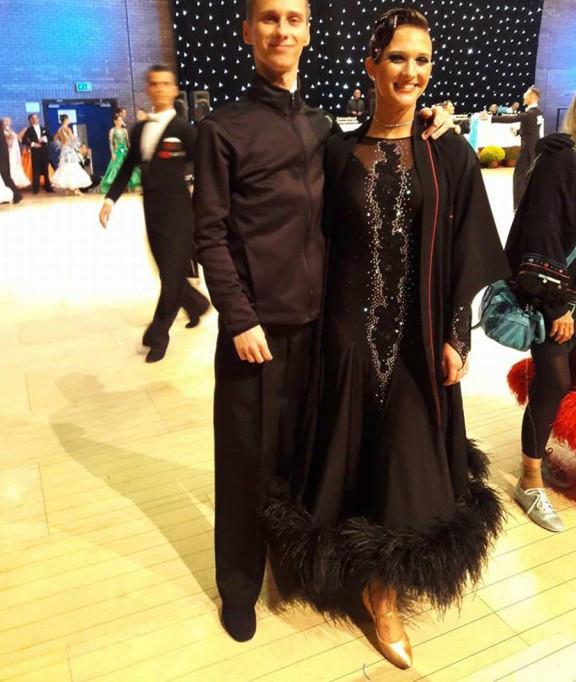 Kutnianka jedną z najlepszych tancerek w Mistrzostwach Polski! - Zdjęcie główne