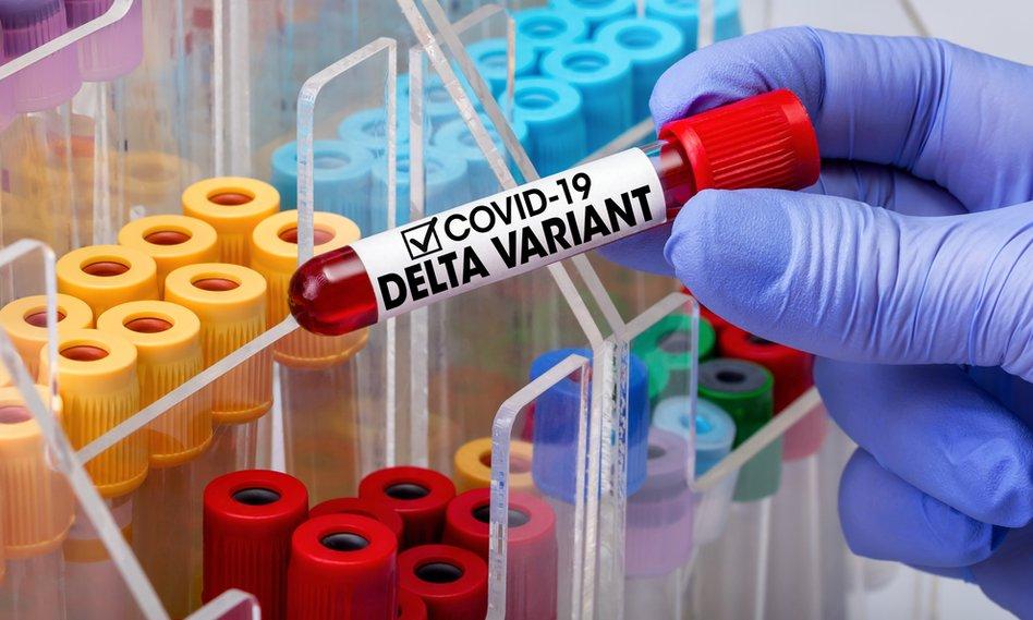 Jest pierwszy przypadek koronawirusa Delta w naszym województwie. To pacjent z Kutna - Zdjęcie główne