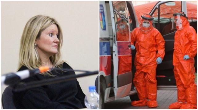 Burmistrz Krośniewic wyszła ze szpitala. ''Kolejny test nadal pozytywny'' - Zdjęcie główne