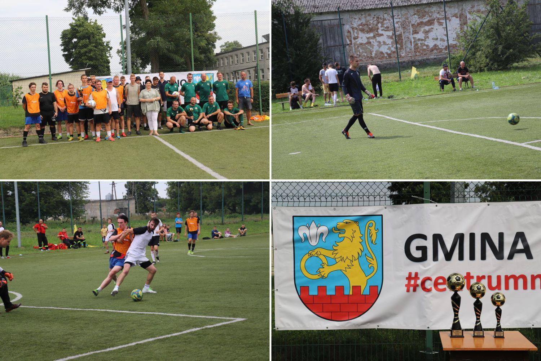Niesamowite piłkarskie emocje w powiecie kutnowskim. Zagrali o Puchar Wójt Gminy Kutno [ZDJĘCIA] - Zdjęcie główne